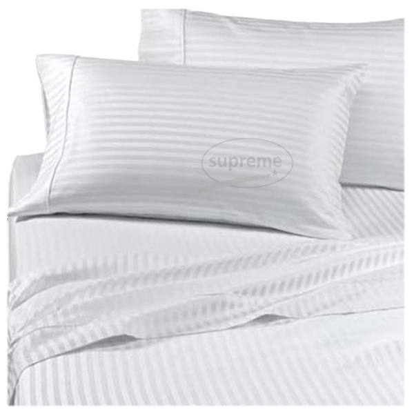 300 tc strip satin Duvets Covers