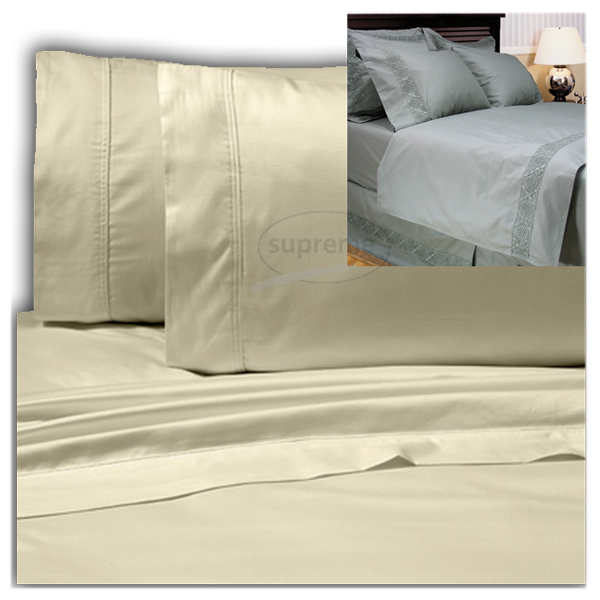 DUVET COVERS - PLAIN SATIN